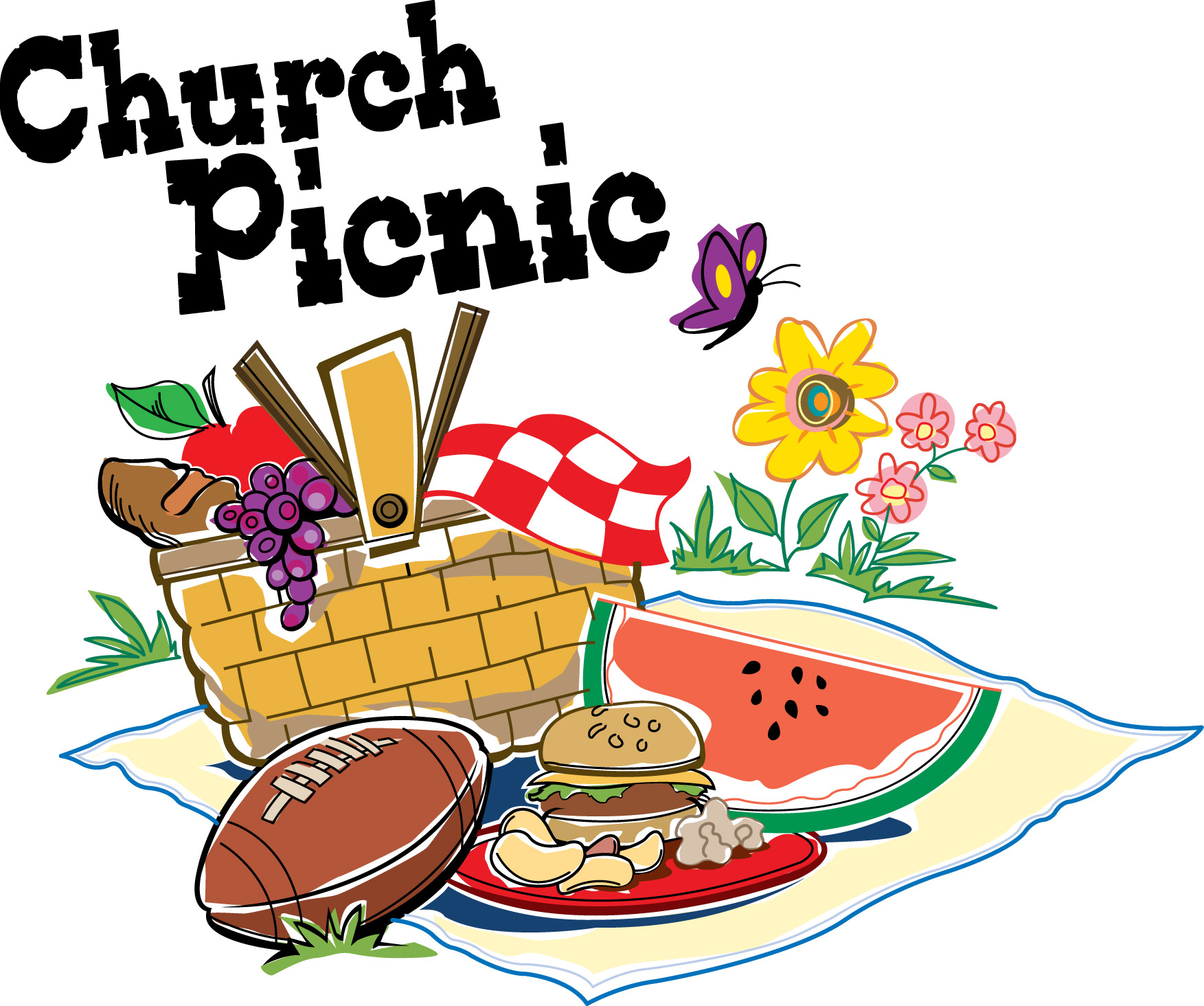 Tri Parish Picnic - July 10,2016 at 10:00 am