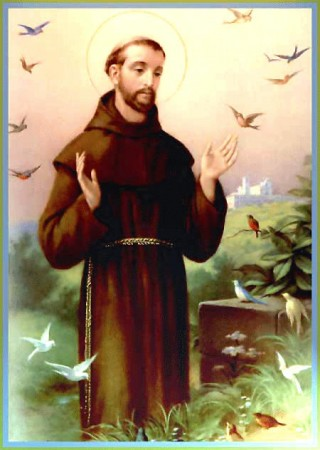 St Francis Feastday